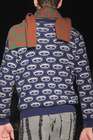 Показ Libertine коллекции сезона Осень-зима 2013-2014 года prêt-à-porter - www.elle.ru - Подиум - фото 512035