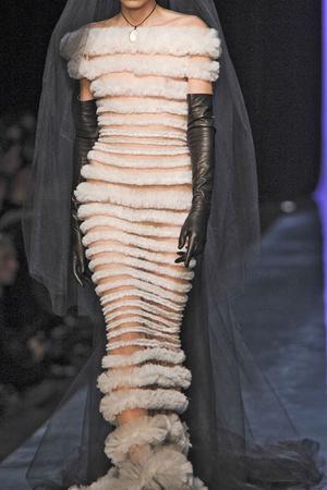 Показ Jean Paul Gaultier коллекции сезона Весна-лето 2011 года Haute couture - www.elle.ru - Подиум - фото 217790