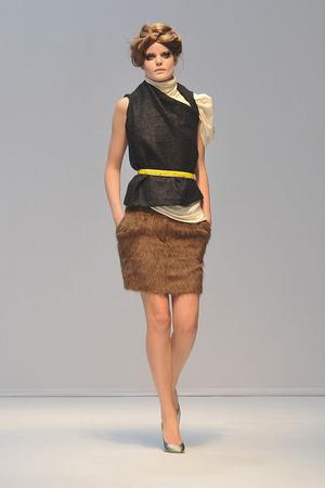Показ Cathy Pill коллекции сезона Весна-лето 2009 года Haute couture - www.elle.ru - Подиум - фото 86183