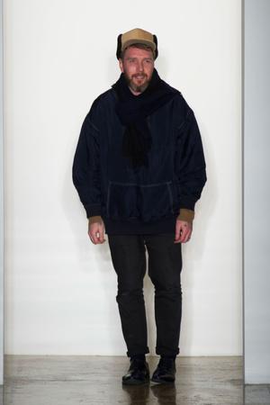 Показ Alexander Herchcovitch коллекции сезона Осень-зима 2013-2014 года prêt-à-porter - www.elle.ru - Подиум - фото 487681