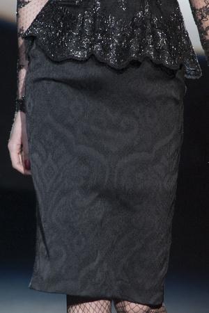 Показ Badgley Mischka коллекции сезона Осень-зима 2013-2014 года Prêt-à-porter - www.elle.ru - Подиум - фото 503959