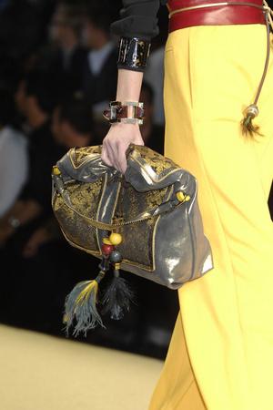 Показ Louis Vuitton коллекции сезона Весна-лето 2009 года prêt-à-porter - www.elle.ru - Подиум - фото 85551
