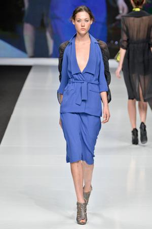 Показ New upcoming designers коллекции сезона Весна-лето 2013 года prêt-à-porter - www.elle.ru - Подиум - фото 448575
