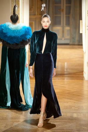 Показ Alexis Mabille коллекции сезона Осень-зима 2012-2013 года haute couture - www.elle.ru - Подиум - фото 403453