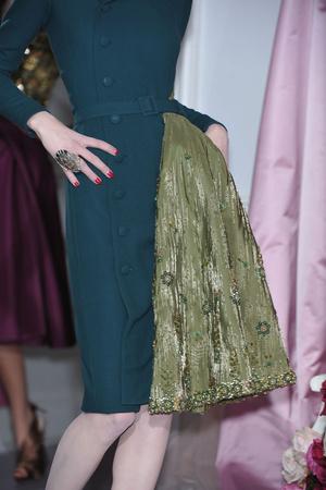 Показ Christian Dior коллекции сезона Весна-лето 2010 года haute couture - www.elle.ru - Подиум - фото 138473
