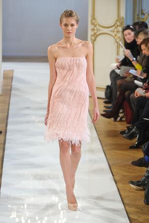 Показ Christophe Josse коллекции сезона Весна-лето 2012 года haute couture - www.elle.ru - Подиум - фото 330187