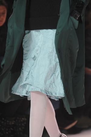 Показ Nina Ricci коллекции сезона Осень-зима 2011-2012 года Prêt-à-porter - www.elle.ru - Подиум - фото 251733