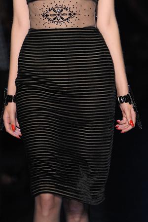 Показ Jean Paul Gaultier коллекции сезона Осень-зима 2010-2011 года haute couture - www.elle.ru - Подиум - фото 168478