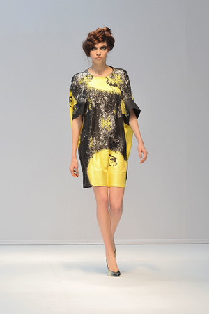 Показ Cathy Pill коллекции сезона Весна-лето 2009 года Haute couture - www.elle.ru - Подиум - фото 86190