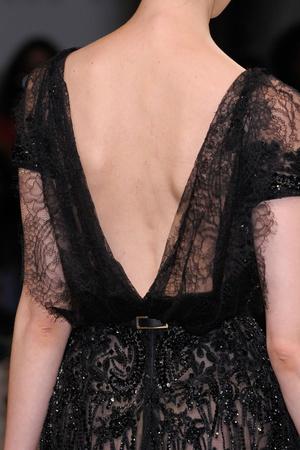 Показ Elie Saab коллекции сезона Осень-зима 2012-2013 года haute couture - www.elle.ru - Подиум - фото 404894
