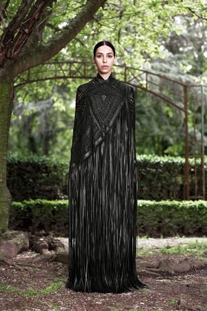 Показ Givenchy коллекции сезона Осень-зима 2012-2013 года haute couture - www.elle.ru - Подиум - фото 404588