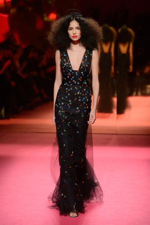 Показ Schiaparelli коллекции сезона Весна-лето 2015 года Haute couture - www.elle.ru - Подиум - фото 592948