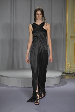 Показ Dominique Sirop коллекции сезона Осень-зима 2009-2010 года haute couture - www.elle.ru - Подиум - фото 87459