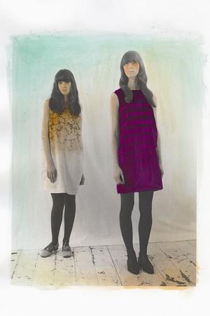 Показ Eley Kishimoto коллекции сезона Осень-зима 2010-2011 года Prêt-à-porter - www.elle.ru - Подиум - фото 149295