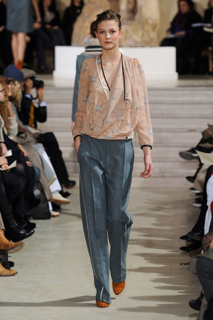 Показ Bouchra Jarrar коллекции сезона Весна-лето 2012 года Haute couture - www.elle.ru - Подиум - фото 330138