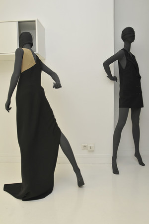 Показ Felipe Oliveira Baptista коллекции сезона Осень-зима 2009-2010 года Haute couture - www.elle.ru - Подиум - фото 87582