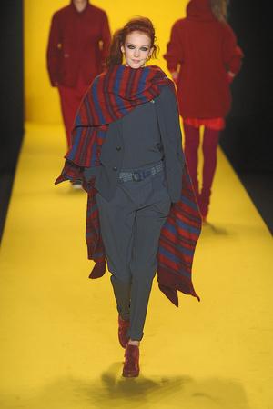 Показ Lacoste коллекции сезона Осень-зима 2010-2011 года prêt-à-porter - www.elle.ru - Подиум - фото 142209