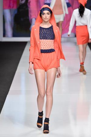 Показ New upcoming designers коллекции сезона Весна-лето 2013 года prêt-à-porter - www.elle.ru - Подиум - фото 448569