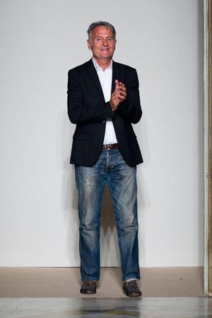 Показ Massimo Rebecchi коллекции сезона Весна-лето 2013 года Prêt-à-porter - www.elle.ru - Подиум - фото 444130