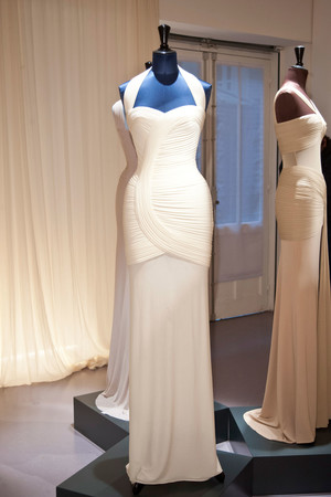 Показ Herve L. Leroux коллекции сезона Весна-лето 2013 года Haute couture - www.elle.ru - Подиум - фото 480980