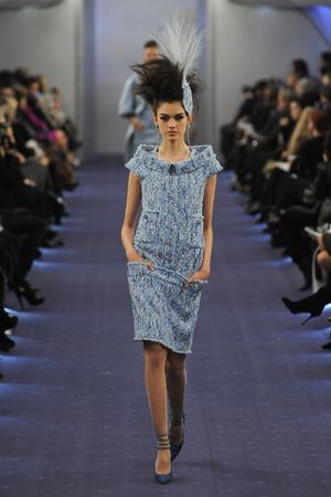 Показ  коллекции сезона Весна-лето 2012 года haute couture - www.elle.ru - Подиум - фото 331322