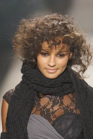 Показ Tracy Reese коллекции сезона Осень-зима 2010-2011 года prêt-à-porter - www.elle.ru - Подиум - фото 145126