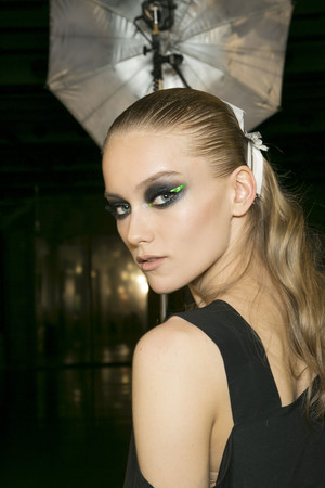 Показ Atelier Versace коллекции сезона Весна-лето 2013 года haute couture - www.elle.ru - Подиум - фото 477713