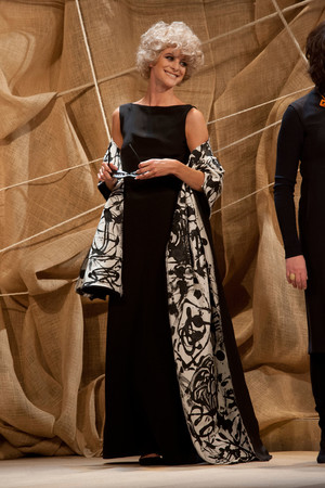 Показ Franck Sorbier коллекции сезона Весна-лето 2013 года Haute couture - www.elle.ru - Подиум - фото 480420