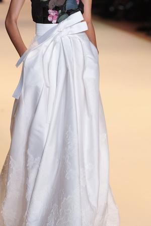 Показ Carolina Herrera коллекции сезона Весна-лето 2011 года prêt-à-porter - www.elle.ru - Подиум - фото 175718