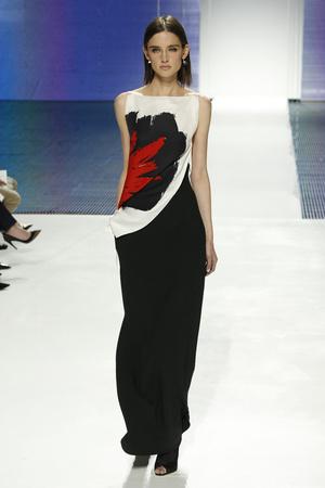 Показ Christian Dior коллекции сезона Cruise 2015 года prêt-à-porter - www.elle.ru - Подиум - фото 584207