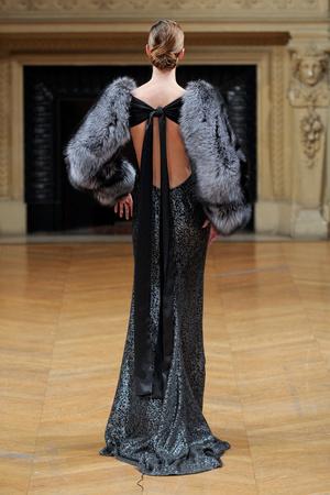 Показ Alexis Mabille коллекции сезона Осень-зима 2011-2012 года haute couture - www.elle.ru - Подиум - фото 277046