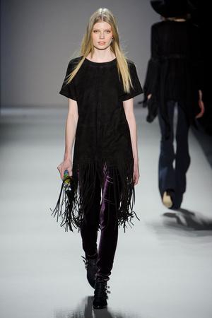 Показ Nicole Miller коллекции сезона Осень-зима 2012-2013 года prêt-à-porter - www.elle.ru - Подиум - фото 337991