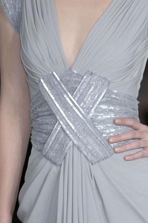 Показ Elie Saab коллекции сезона Весна-лето 2009 года Haute couture - www.elle.ru - Подиум - фото 86583