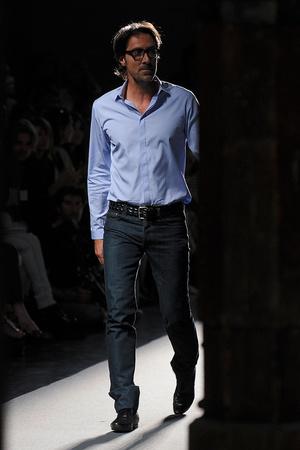 Показ Christophe Josse коллекции сезона Осень-зима 2011-2012 года Haute couture - www.elle.ru - Подиум - фото 276962