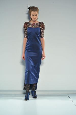 Показ  коллекции сезона Осень-зима 2009-2010 года Haute couture - www.elle.ru - Подиум - фото 87225