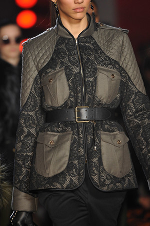 Показ Jason Wu коллекции сезона Осень-зима 2012-2013 года Prêt-à-porter - www.elle.ru - Подиум - фото 339059
