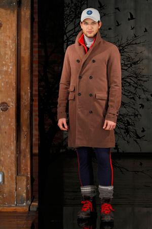 Показ Gant by Michael Bastian коллекции сезона Осень-зима 2011-2012 года prêt-à-porter - www.elle.ru - Подиум - фото 227415