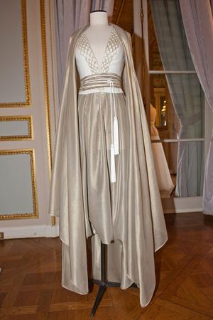 Показ Dilek Hanif коллекции сезона Весна-лето 2013 года haute couture - www.elle.ru - Подиум - фото 479002