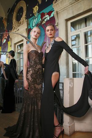 Показ Alexis Mabille коллекции сезона Осень-зима 2011-2012 года haute couture - www.elle.ru - Подиум - фото 277156