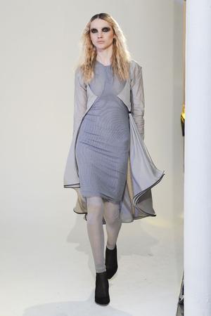 Показ Katie Gallagher коллекции сезона Осень-зима 2011-2012 года prêt-à-porter - www.elle.ru - Подиум - фото 227275
