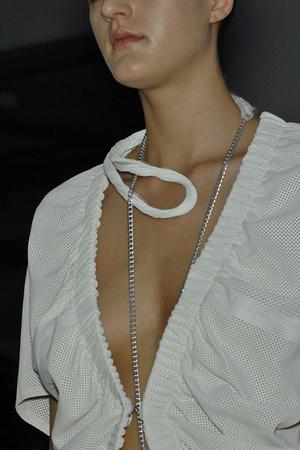 Показ Zero + Maria Cornejo коллекции сезона Весна-лето 2009 года prêt-à-porter - www.elle.ru - Подиум - фото 76975