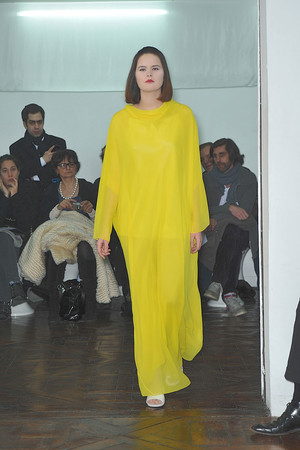 Показ Adeline Andre коллекции сезона Весна-лето 2010 года Haute couture - www.elle.ru - Подиум - фото 138068