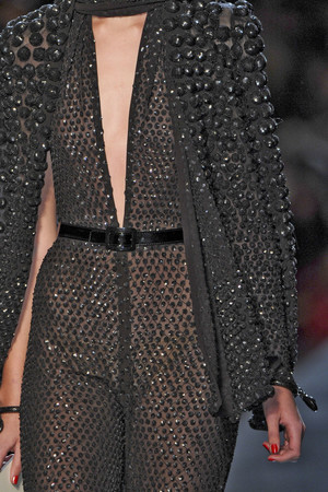 Показ Jean Paul Gaultier коллекции сезона Весна-лето 2011 года Haute couture - www.elle.ru - Подиум - фото 217788
