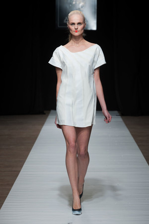 Показ Maison Anoufa коллекции сезона Весна-лето 2014 года Haute couture - www.elle.ru - Подиум - фото 574341