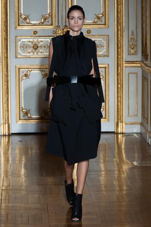 Показ Rad Hourani коллекции сезона Весна-лето 2014 года Haute couture - www.elle.ru - Подиум - фото 575277