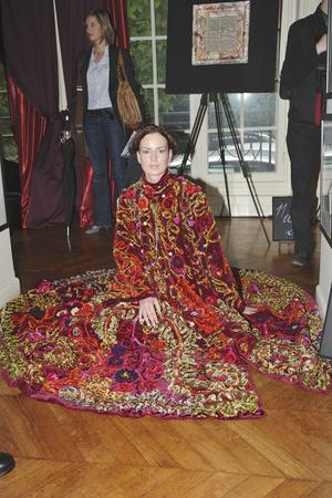 Показ Franc Sorbier коллекции сезона Осень-зима 2009-2010 года haute couture - www.elle.ru - Подиум - фото 87603