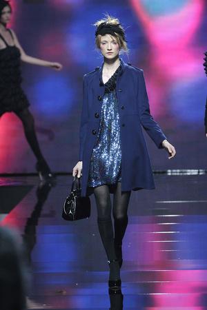 Показ Blugirl коллекции сезона Осень-зима 2009-2010 года prêt-à-porter - www.elle.ru - Подиум - фото 94335