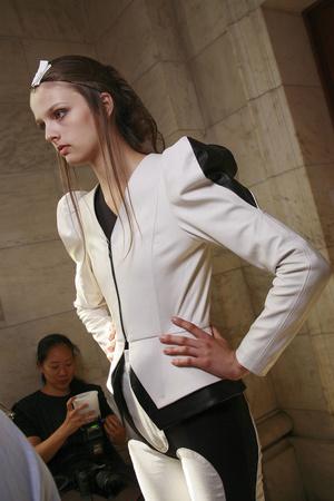 Показ Jill Stuart коллекции сезона Весна-лето 2010 года prêt-à-porter - www.elle.ru - Подиум - фото 108841