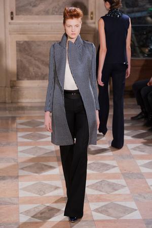Показ Bouchra Jarrar коллекции сезона Весна-лето 2014 года haute couture - www.elle.ru - Подиум - фото 574667