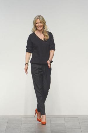 Показ Amanda Wakeley коллекции сезона Осень-зима 2011-2012 года prêt-à-porter - www.elle.ru - Подиум - фото 242139